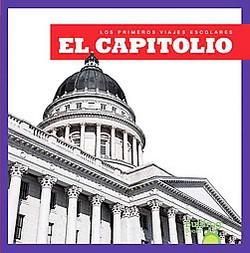El capitolio/ State Capitol (Library) (Rebecca Pettiford)