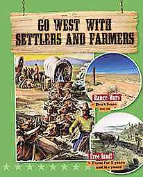 Go West With Settlers And Farmers Library Rachel Stuckey Target