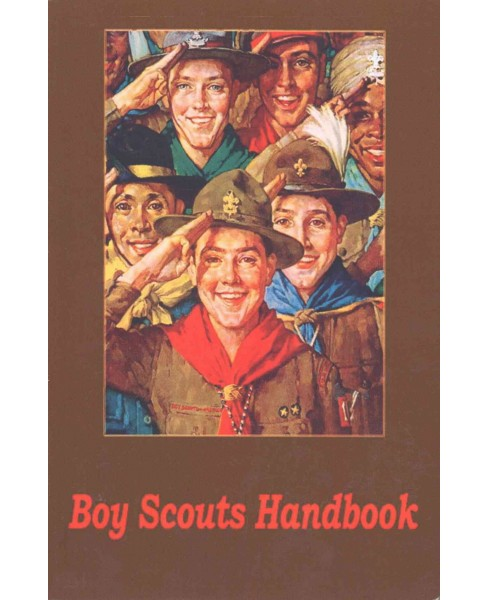Boy Scouts Handbook : The First Edition, 1911 (Paperback) - image 1 of 1