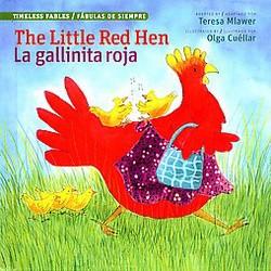 Little Red Hen / La Gallinita Roja (Bilingual) (Library)