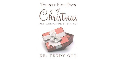 Twenty Five Days of Christmas (Paperback) - image 1 of 1
