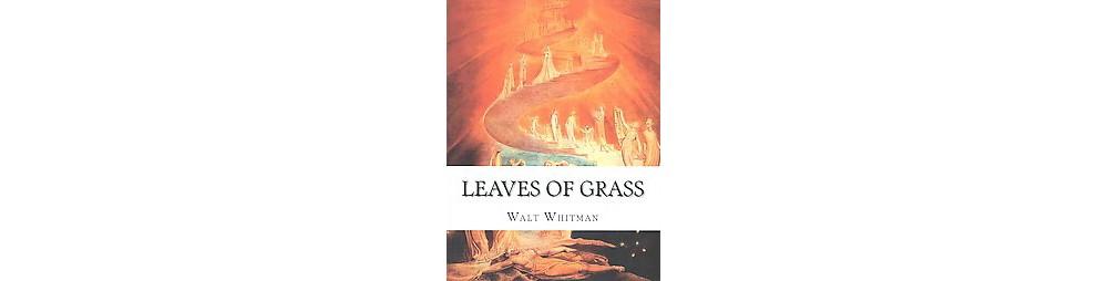 Leaves of Grass (Paperback) (Walt Whitman)