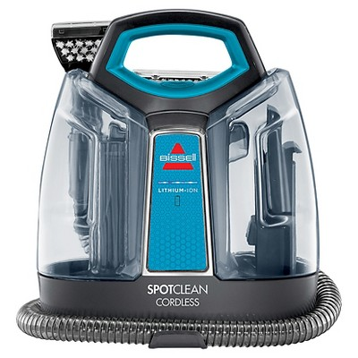 BISSELL® SpotClean Cordless 25.2V Portable Upholstery and Carpet Cleaner - Disco Teal 1570