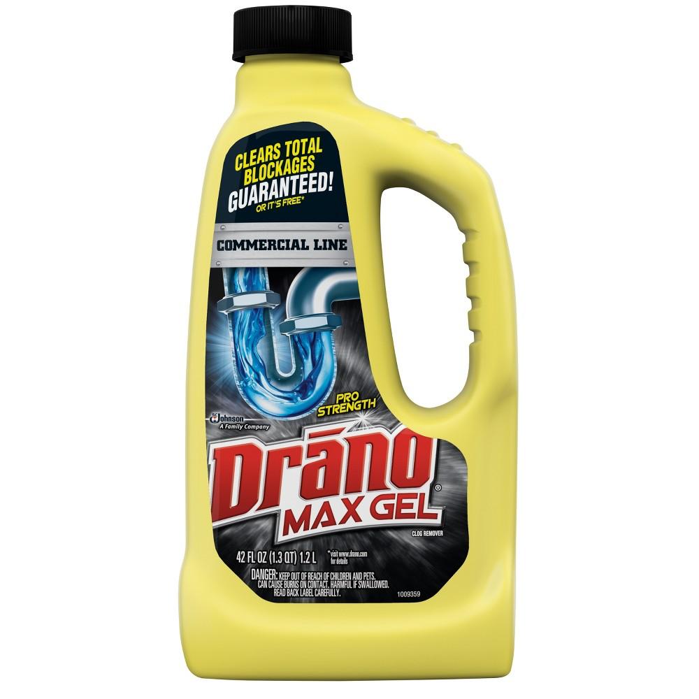 Drano Max Pro Gel Clog Remover - 42oz