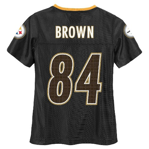 antonio brown ladies jersey