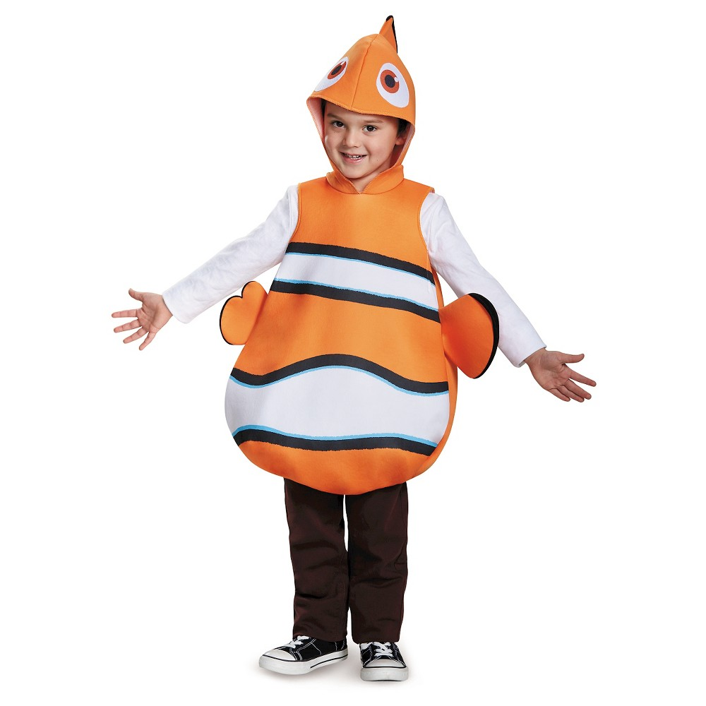 Toddler Disney Finding Dory Nemo Costume, Toddler Unisex