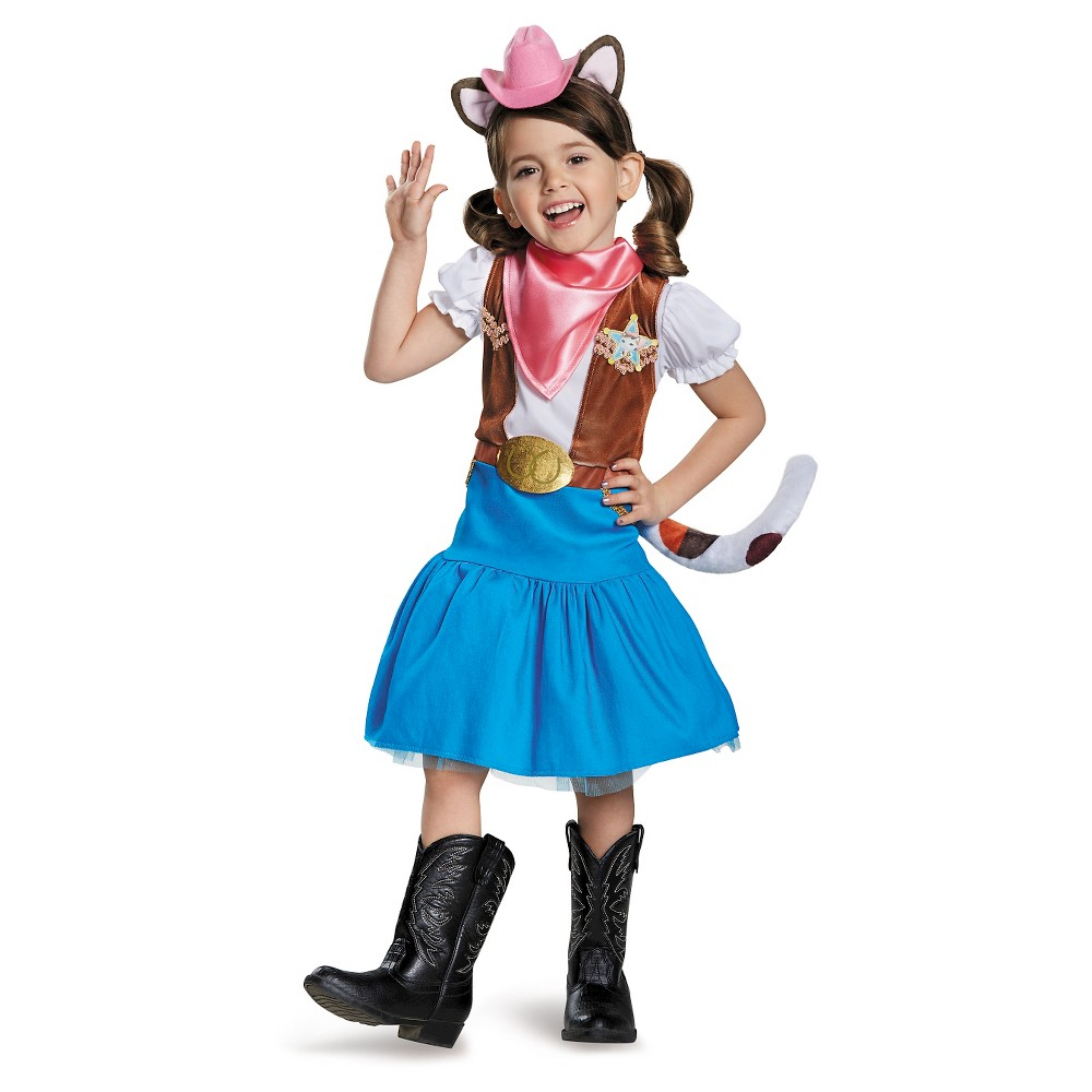 Toddler Disney Sheriff Callie Costume - 3T-4T, Toddler Girls, Multicolored