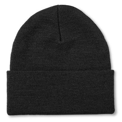 311dcf2b85a Men s Beanie Ebony One Size – Merona™ – BrickSeek