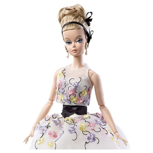 Barbie Collector BFMC Classic Cocktail Dress Doll : Target