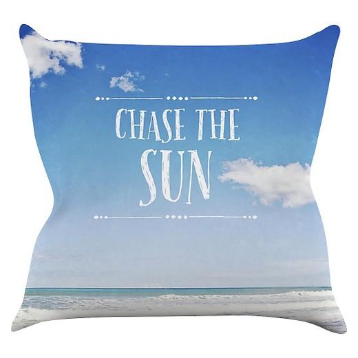 Target Beach Throw Pillows : Susannah Tucker