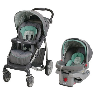 Graco® Stylus Click Connect Travel System - Winslet