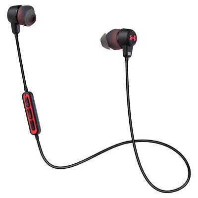 Under Armour Wireless Headphones by JBL - Black