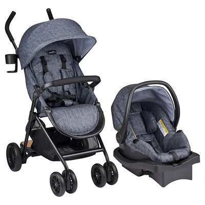 Evenflo® Sibby Travel System Charcoal