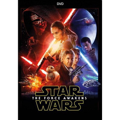 Star Wars: The Force Awakens (dvd_video) - image 1 of 1