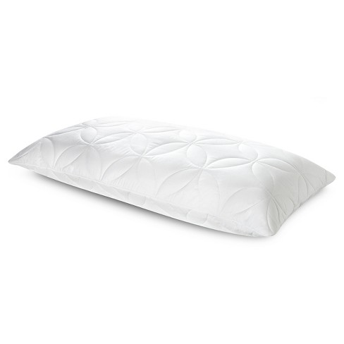 Tempur-Pedic® Cloud Soft & Lofty Bed Pillow - White (Queen) - image 1 of 3