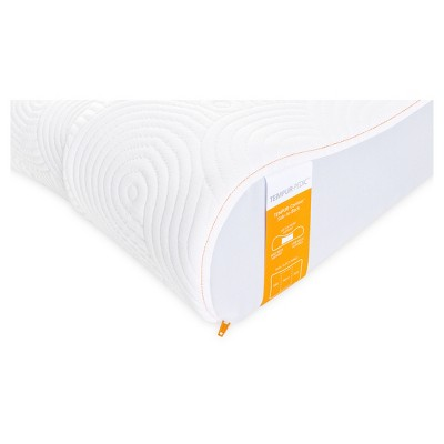 tempurpedic contour side to back bed pillow white - Temperpedic