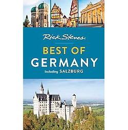 Rick Steves Best of Germany (Paperback)