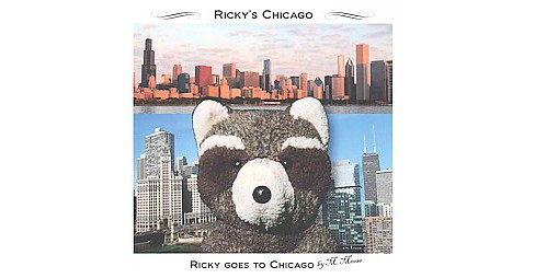 Ricky Goes to Chicago (Paperback) (M. Moose) - image 1 of 1