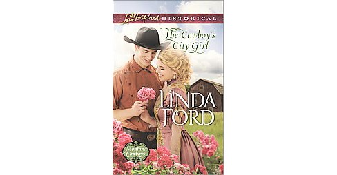 Cowboy's City Girl (Paperback) (Linda Ford) - image 1 of 1
