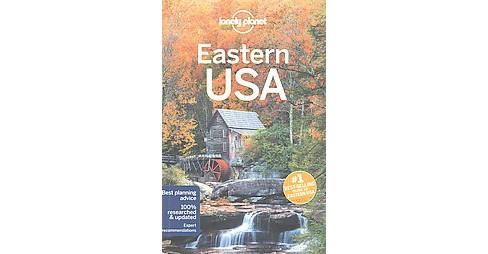Lonely Planet Eastern USA (Paperback) (Karla Zimmerman & Amy C. Balfour & Adam Karlin & Zora O'Neill & - image 1 of 1