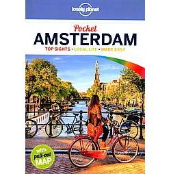 Lonely Planet Pocket Amsterdam (Paperback)