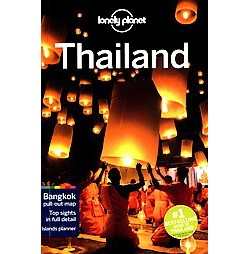 Lonely Planet Thailand (Paperback) (David Eimer)