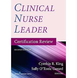 Clinical Nurse Leader Certification Review (Paperback)
