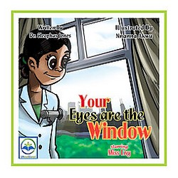 Your Eyes Are the Window Starring Miss Livy (Paperback) (Cleophas Jones)