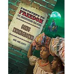 Going Underground (Library) (Amie Jane Leavitt)