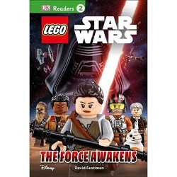 Lego Star Wars the Force Awakens (Hardcover) (David Fentiman)