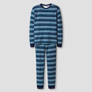Cat & Jack Boys Stripe Thermal Underwear Set