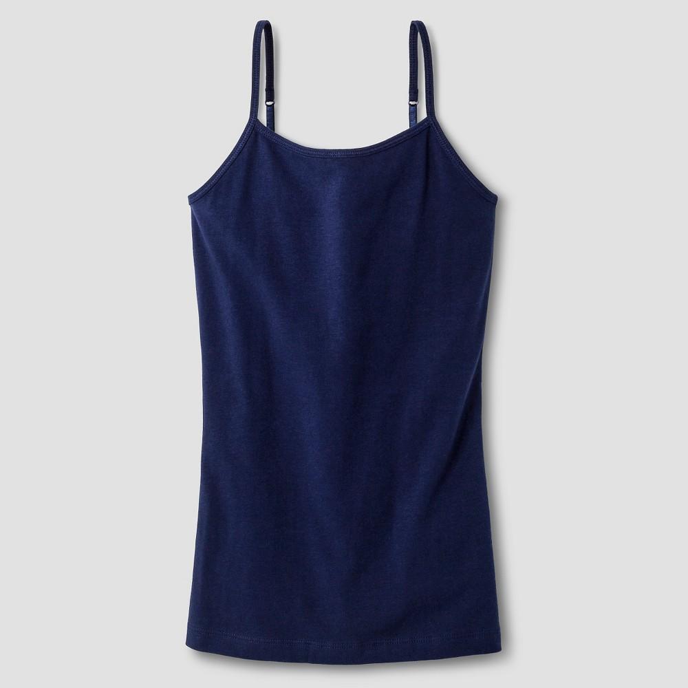 Plus Size Girls Cami - Cat & Jack Navy (Blue) L Plus