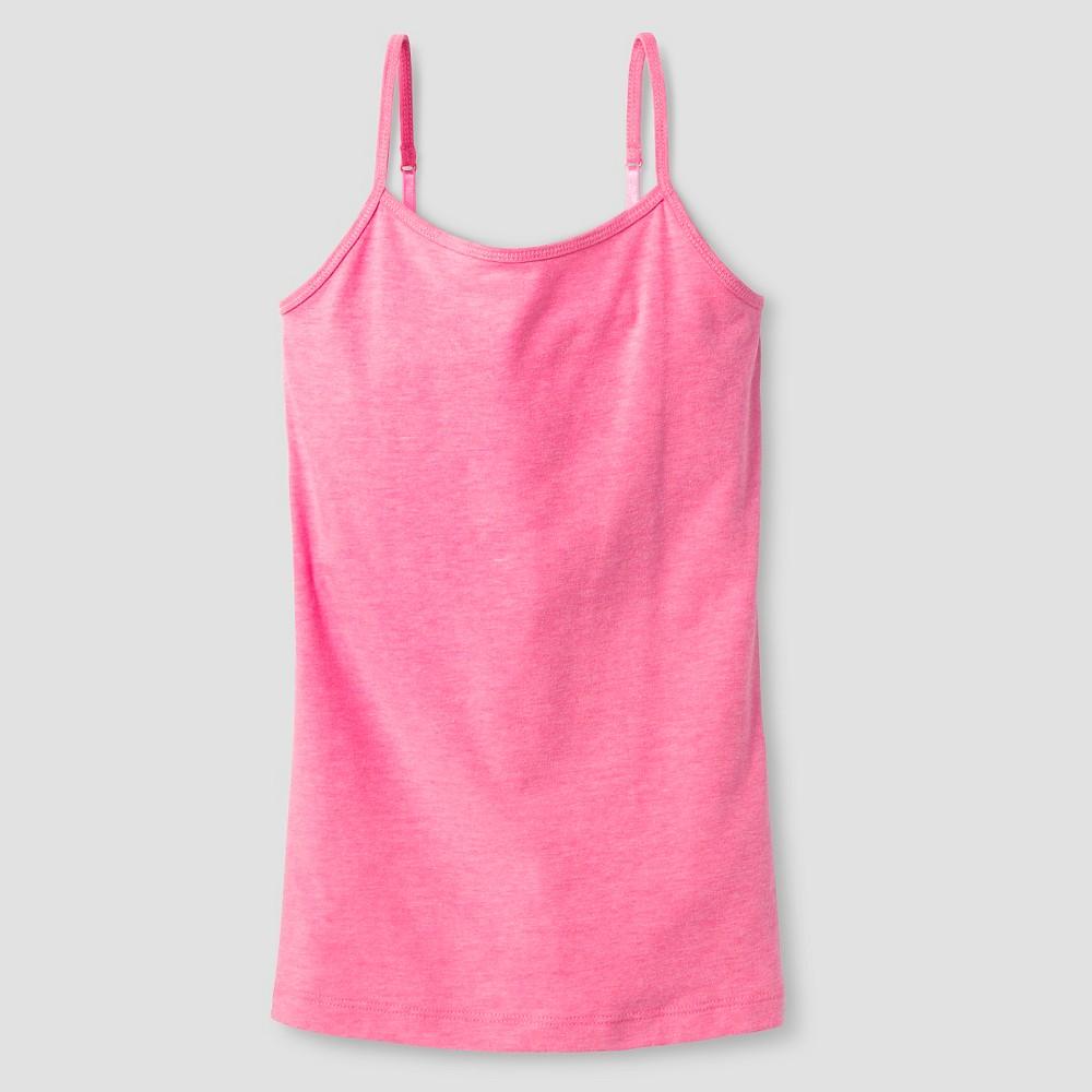 Plus Size Girls Cami - Cat & Jack Pink L Plus