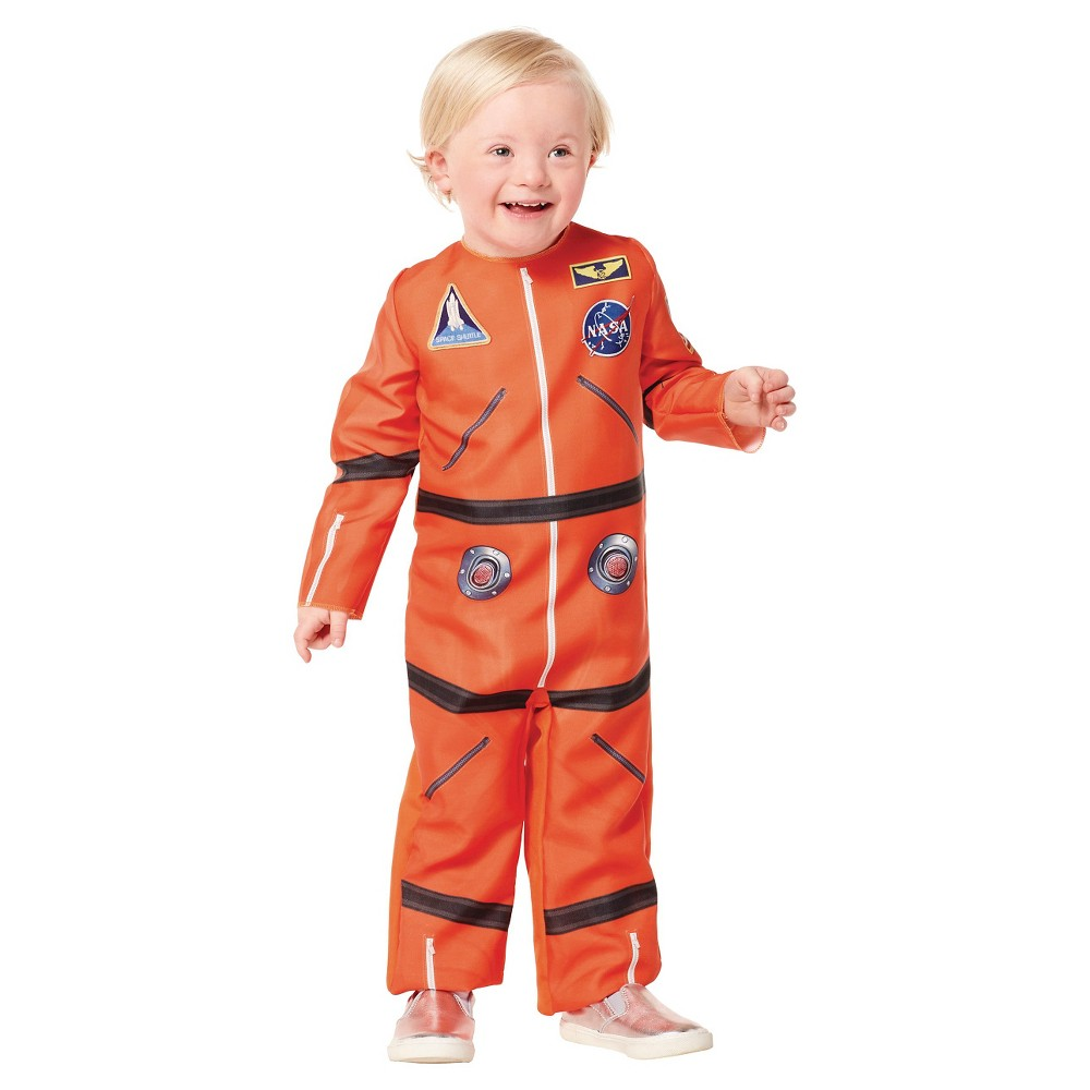 Toddler Astronaut Costume - 2T-3T - Hyde and Eek! Boutique, Toddler Boys, Multicolored