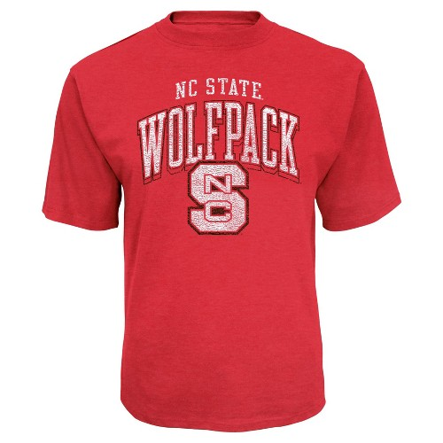 NCAA NC State Wolfpack Men's T-Shirt - S, Multicolored