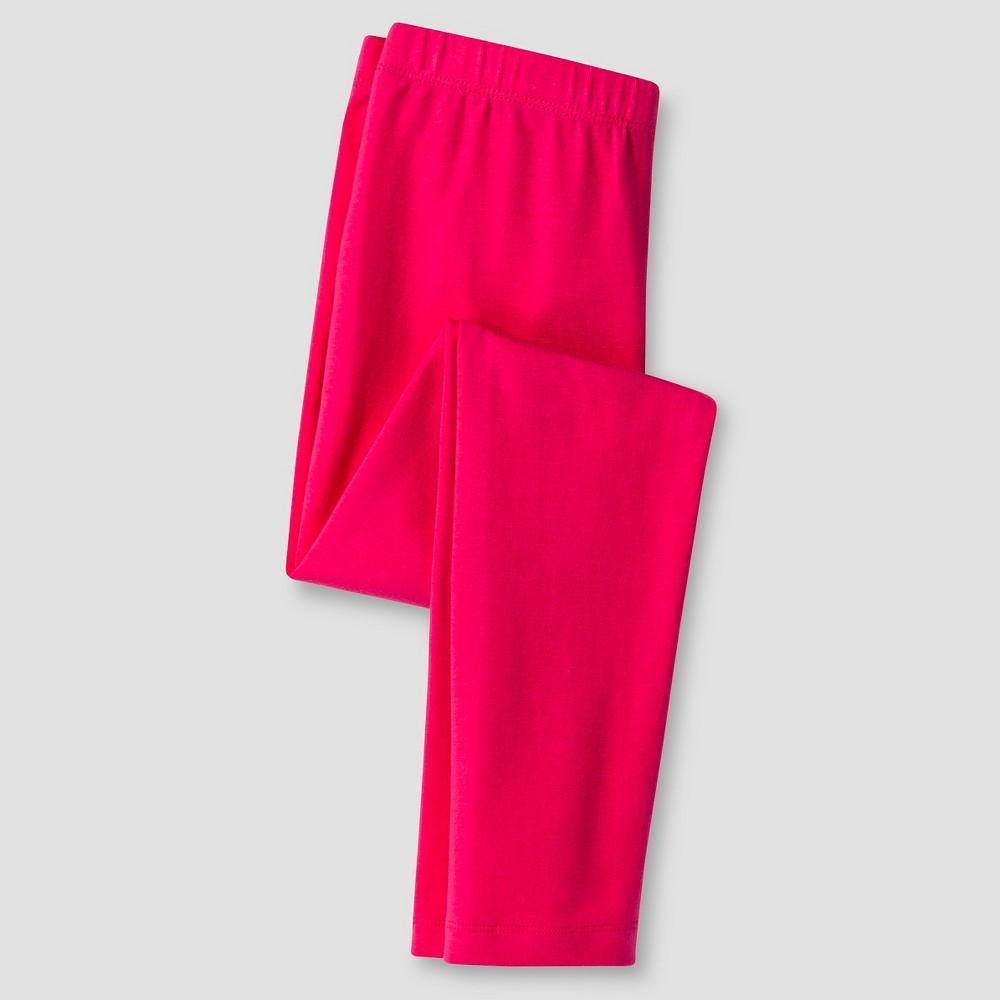 Girls Leggings - Cat & Jack Pink XL