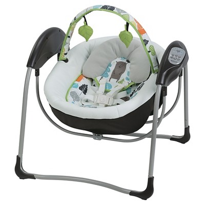 Graco® Glider Lite Swing - Bear Trail