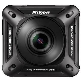 Nikon KeyMission 360 - Black (26513)
