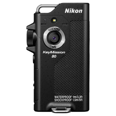 Nikon KeyMission 80 - Black (26502)