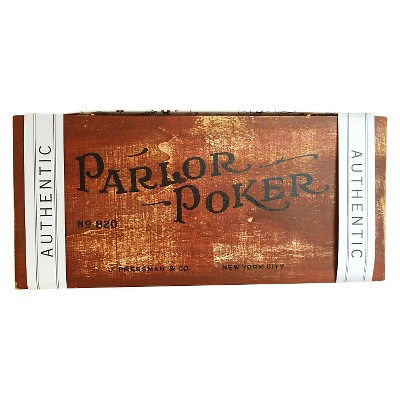 Poker Set - Parlor Series games