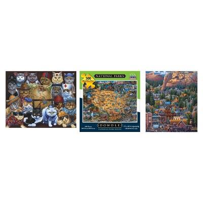 Dowdle 500pc Puzzle