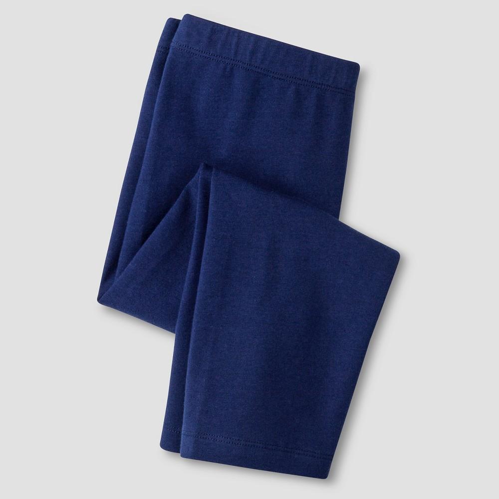 Girls Capri Leggings - Cat & Jack Navy (Blue) M