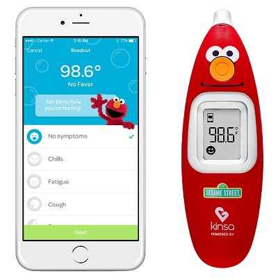 Kinsa Sesame Street Smart Ear Thermometer
