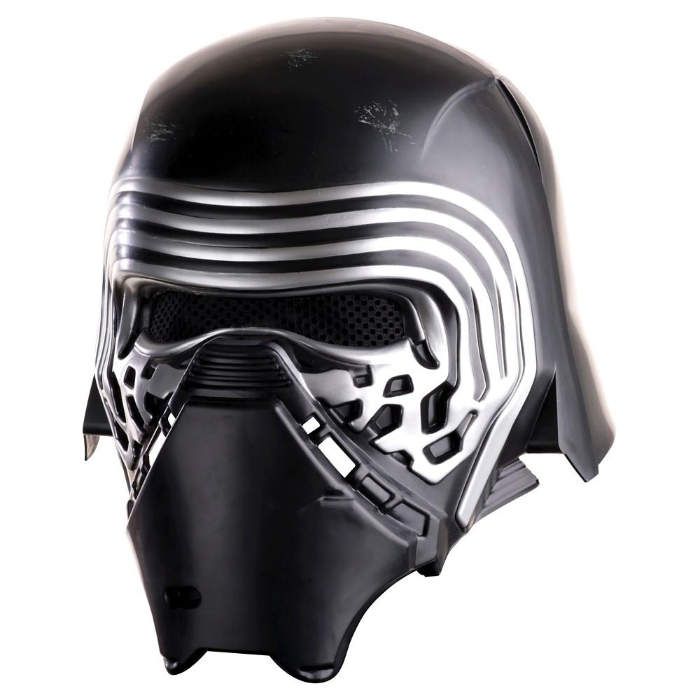 Star Wars Kylo Ren Mens Deluxe Helmet Osfm