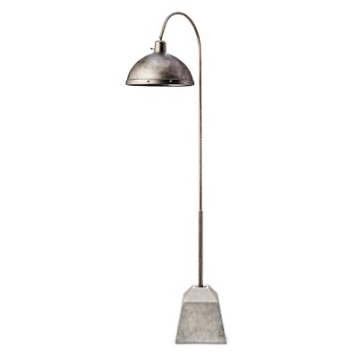 loved 161 times 161 - Silver Floor Lamp