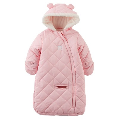 Just One You™ Made by Carter's® Baby Girls' Carbag - Pink One Size