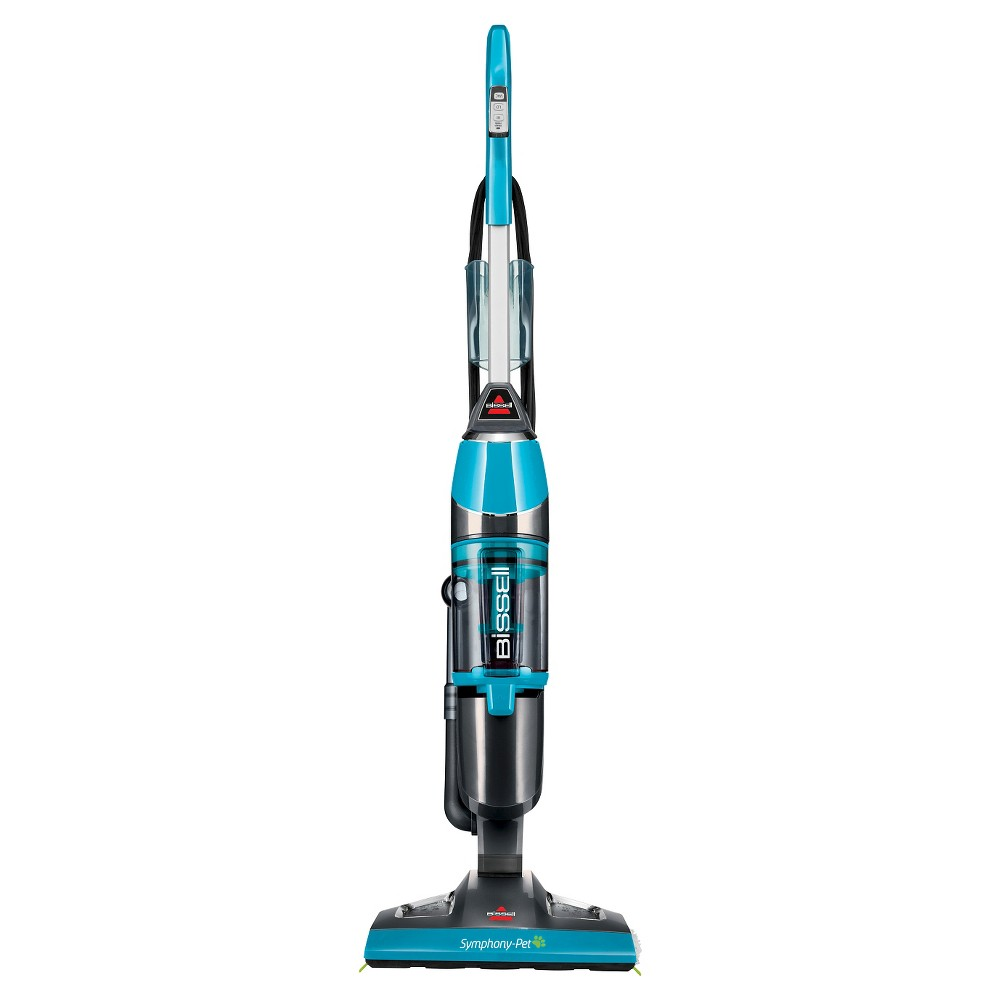 Bissell Symphony Pet All-in-One Vacuum and Steam Mop- Dis...