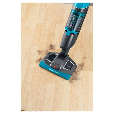 BISSELL® Symphony™ Pet All In One Vacuum And Steam Mop  Disco Teal 1543T
