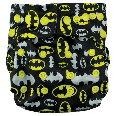 Bumkins DC Comics Snap-in-One Diaper, Batman