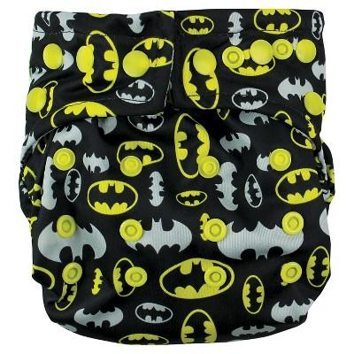 Bumkins DC Comics Snap-in-One Diaper, Batman